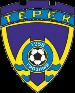 Эмблема ФК «Терек» (2003)