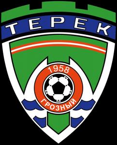 Логотип ФК «Терек» (2005-2006)