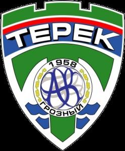 Эмблема ФК «Терек» Грозный (2012-2013)