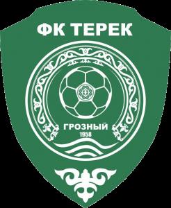Эмблема ФК «Терек» (2014-2017)