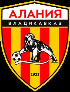 Логотип ФК «Алания» (Владикавказ)