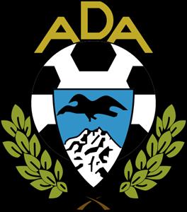 Эмблема ФК «Алькоркон» (1971)