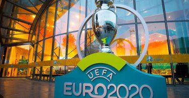 Евро 2020: список участников