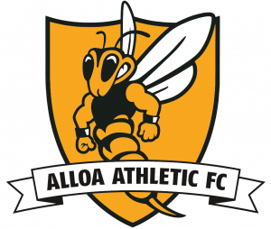 Логотип ФК «Аллоа Атлетик» (Аллоа)