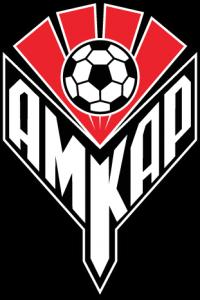 Логотип ФК «Амкар» (2002-2007)
