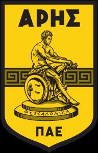 Логотип ФК «Арис» (Салоники)
