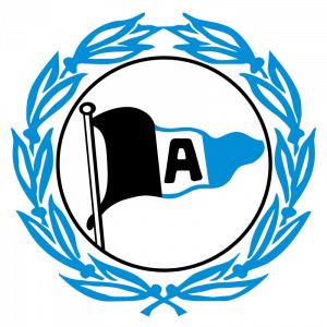 Логотип ФК «Арминия» (Билефельд)