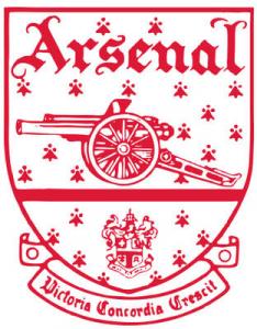 Логотип ФК «Арсенал», 1949