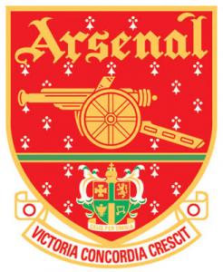 Логотип FC Arsenal, 2001