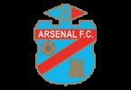 Логотип ФК «Арсенал» (Саранди)