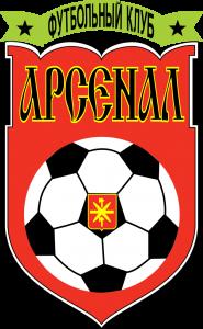 Эмблема ФК «Арсенал» Тула (1996-2006, 2008-2010)