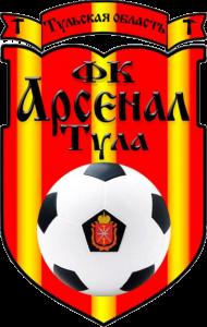 Логотип ФК «Арсенал-Тула» (2010-2012)