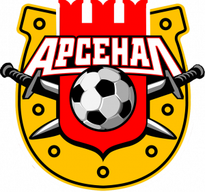 Знак ФК «Арсенал» Тула (2012-2015)