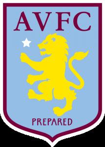 Логотип ФК «Астон Вилла» (Бирмингем)