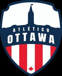 Логотип ФК «Атлетико Оттава» (Оттава)