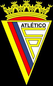 Логотип ФК «Атлетико» (Лиссабон)