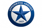 Логотип ФК «Атромитос» (Перистерион)