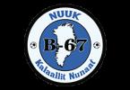 Логотип ФК «Б-67» (Нуук)