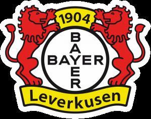 Логотип ФК «Байер 04» (Леверкузен)