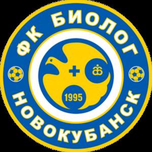 Логотип ФК «Биолог-Новокубанск» (Прогресс)