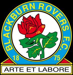 Логотип ФК «Блэкберн Роверс» (Блэкберн)