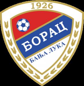 Логотип ФК «Борац» (Баня-Лука)