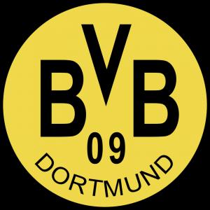 Первая эмблема ФК «Боруссия» Дортмунд