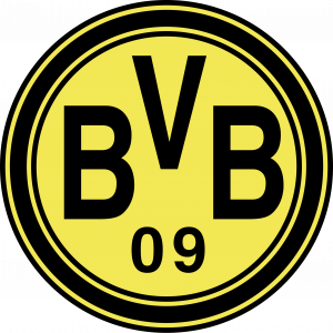 Логотип ФК «Боруссия» Дортмунд (1974-1976)