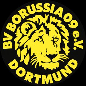 Эмблема дортмундской «Боруссии» со львом (1976-1978)