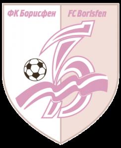 Логотип ФК «Борисфен» (Борисполь)