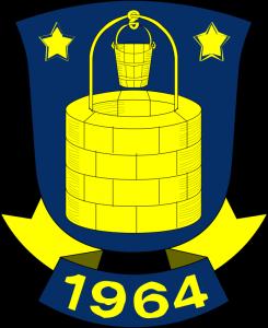Логотип ФК «Брондбю» (Бреннбю)