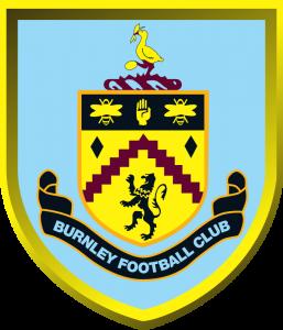 Логотип ФК «Бернли» (Бернли)