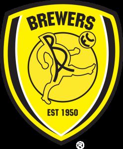 Логотип ФК «Бертон Альбион» (Бертон-апон-Трент)