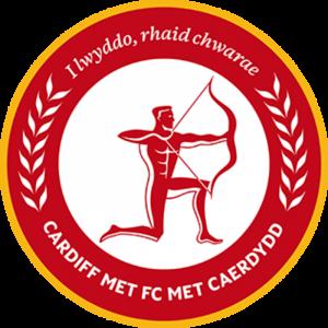Логотип ФК «Кардифф Метрополитан Юниверсити» (Кардифф)