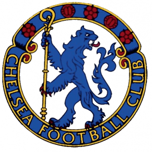 Старинный логотип «Челси»