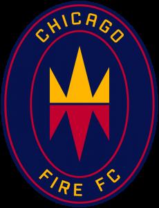 Логотип ФК «Чикаго Файр» (Чикаго)