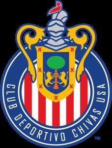 Логотип ФК «Чивас США» (Лос-Анджелес)