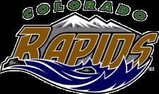Логотип «Колорадо Рэпидз» (1996-2001)