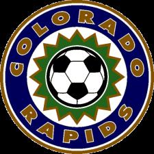 Эмблема «Колорадо Рэпидз» (2001-2006)