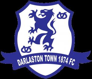 Логотип ФК «Дарластон Таун 1874» (Дарластон)