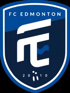Логотип ФК «Эдмонтон» (Эдмонтон)