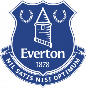 Логотип ФК «Эвертон» (Ливерпуль)