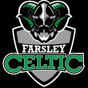 Логотип ФК «Фарсли Селтик» (Фарсли)