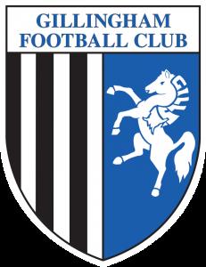 Логотип ФК «Джиллингем» (Джиллингем)
