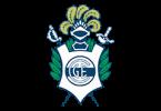 Логотип ФК «Химнасия и Эсгрима» (Ла-Плата)