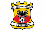 Логотип ФК «Гоу Эхед Иглс» (Девентер)