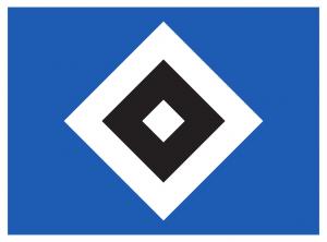 Логотип ФК «Гамбург» (Гамбург)