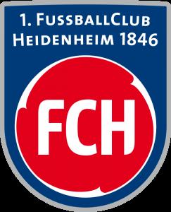 Логотип ФК «Хайденхайм» (Хайденхайм-ан-дер-Бренц)