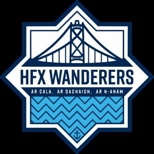 Логотип ФК «Галифакс Уондерерс» (Галифакс)