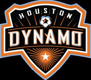 Логотип ФК «Хьюстон Динамо» (Хьюстон)